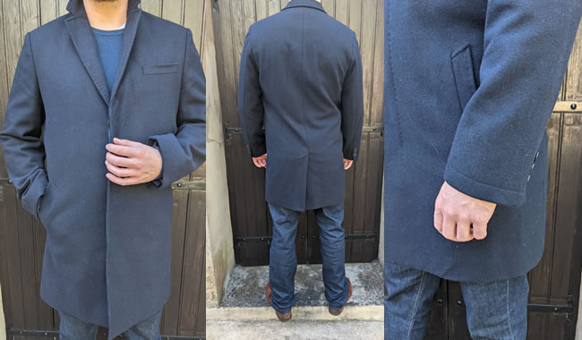 The Giovanni Galli Winter Coat