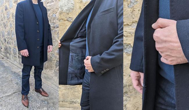 Giovanni Galli Winter Coat